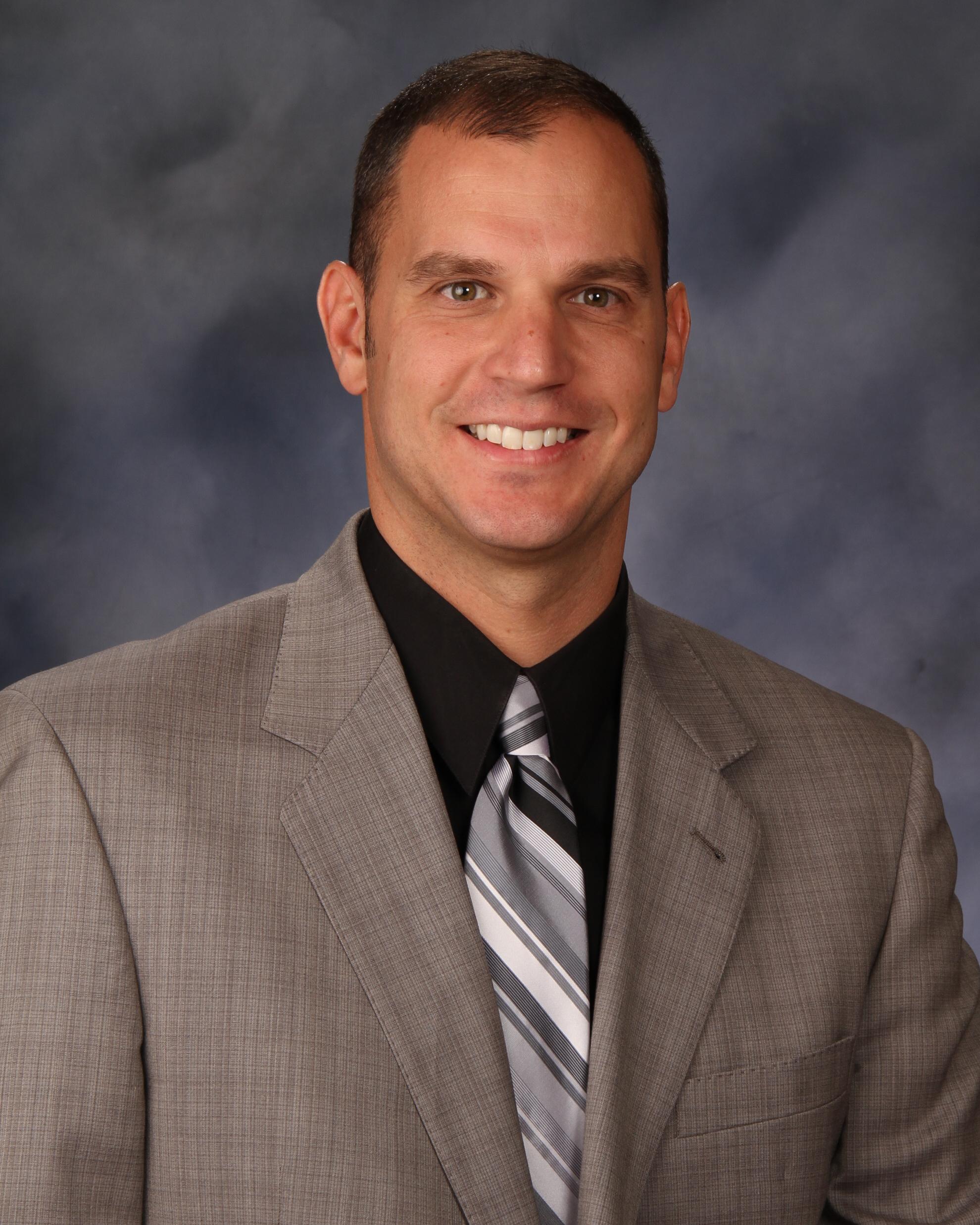 Pete Pirone, superintendent